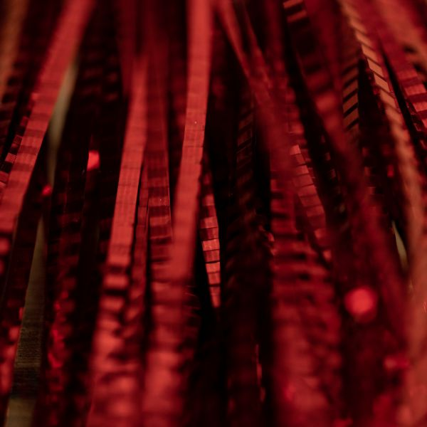 """Lateral Scale - Red - 1/16"""" - Hedron"""