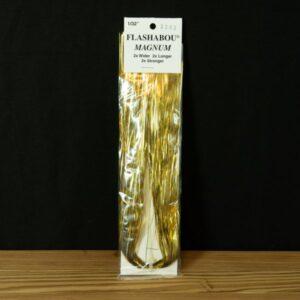 Flashabou Magnum Solid Gold - Hedron - 2