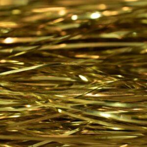 Flashabou Magnum Solid Gold - Hedron