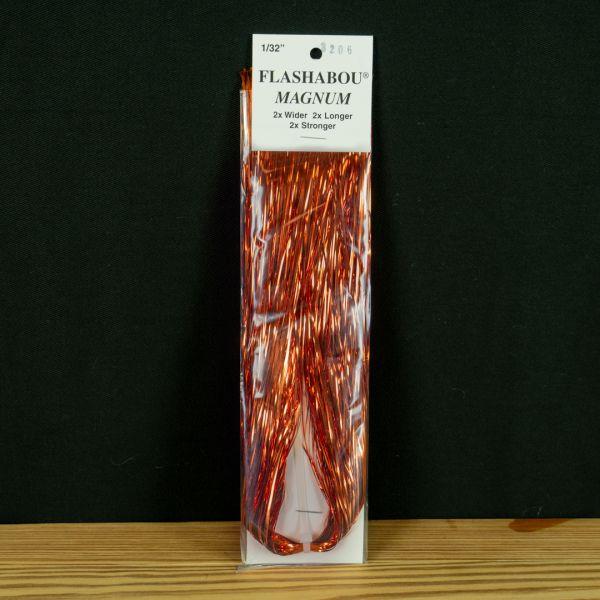 Flashabou Magnum Solid Copper - Hedron - 2