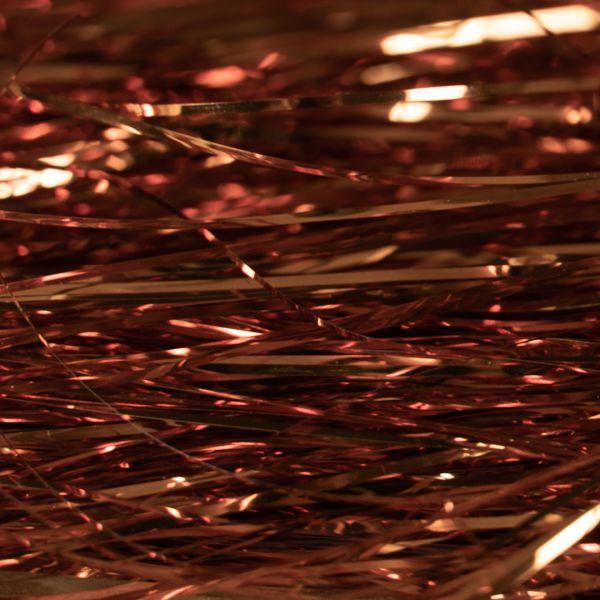 Flashabou Magnum Solid Copper - Hedron