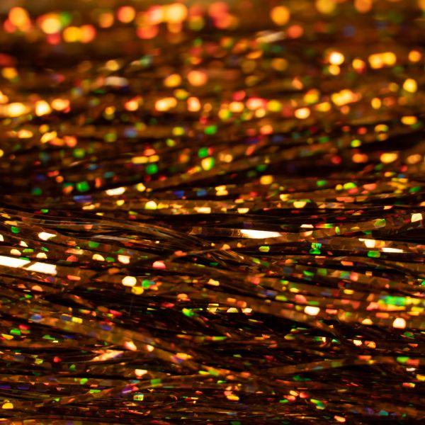 Flashabou Magnum Holographic  Copper - Hedron