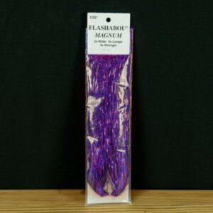 Flashabou Magnum Holographic  Purple - Hedron - 2