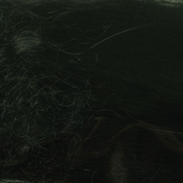 Big Fly Fiber with Curl - Black - Hedron