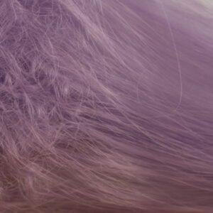 Big Fly Fiber with Curl - Lavender - Hedron