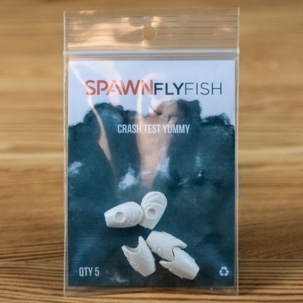 Crash Test Yummy - Blank - 5 Pack - Spawn Fly Fish - 2