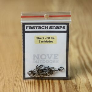 Fastach Snaps - S2 - 7 Pack - NOVE - 2
