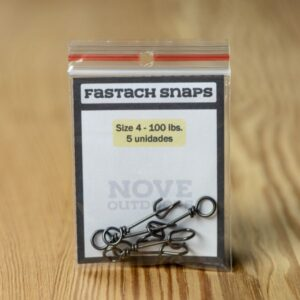 Fastach Snaps - S4 - 5  Pack - NOVE - 2