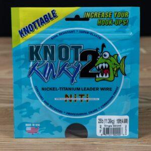 Single Strand Knot 2 Kinky 25lb 15ft - Knot 2 Kinky - 2