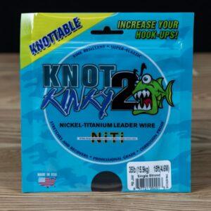 Single Strand Knot 2 Kinky 35lb 15ft - Knot 2 Kinky - 2