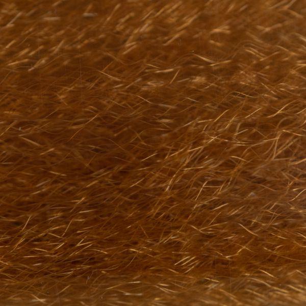 Strung Fuzzy Fiber  - Golden Brown - Hedron