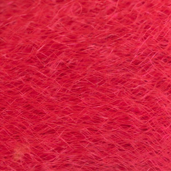 Strung Fuzzy Fiber  - Hot Pink - Hedron