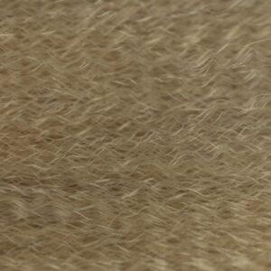 Strung Fuzzy Fiber  - Tan - Hedron