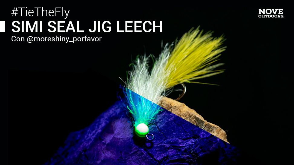 Tie The Fly - Simi Seal Jig Leech
