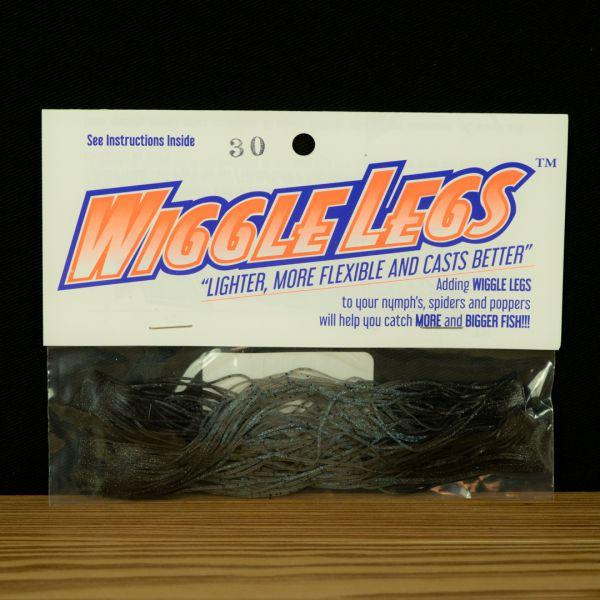 Wiggle Legs - Smoke / Black - Hedron - 2