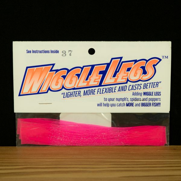 Wiggle Legs - Pink / Hot Pink - Hedron - 2