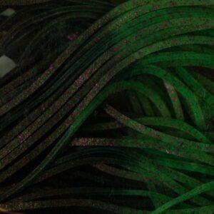 Wiggle Legs - Black / Olive - Hedron