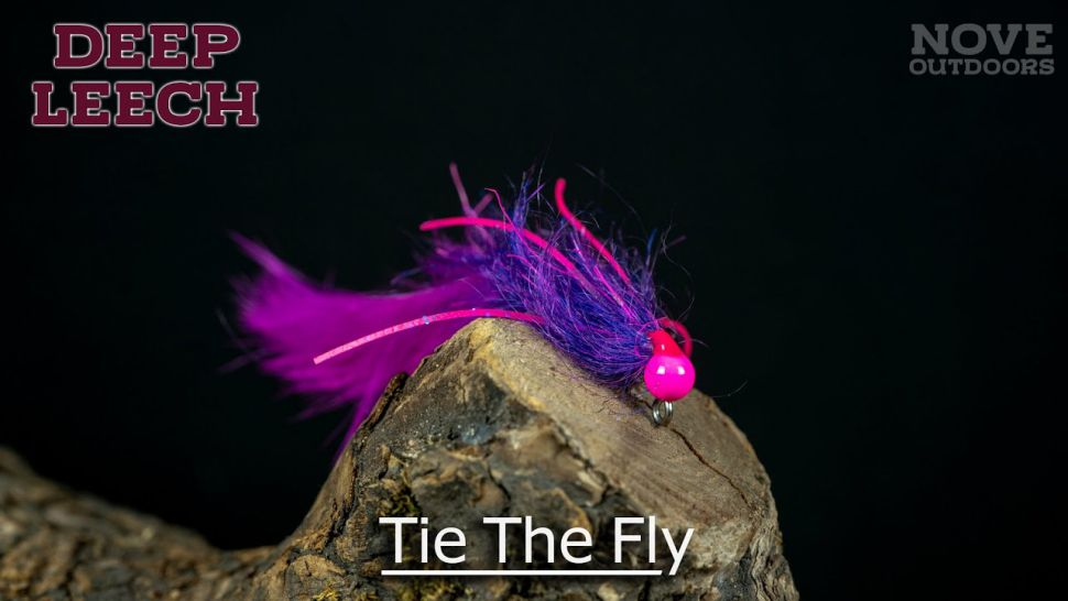 Tie The Fly - Deep Leech - NOVE Outdoors