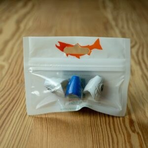Crew Boss - Blue / White - 3 Pack - Spawn Fly Fish - 2