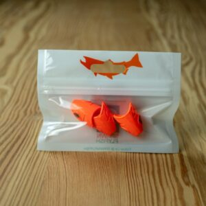 Crew Boss - Orange Egg - 3 Pack - Spawn Fly Fish - 2