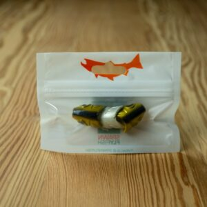 Crew Boss - Threadfin Shad - 3 Pack - Spawn Fly Fish - 2