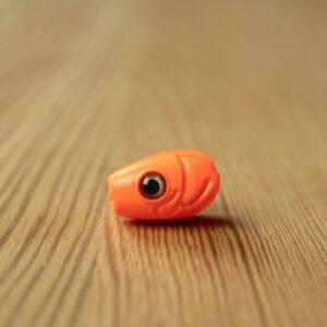 Crash Test Yummy - Orange Egg - 3 Pack - Spawn Fly Fish