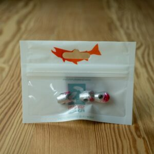 Sniper - Silver / Red Cheek - 3 Pack - Spawn Fly Fish - 2